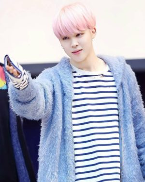 Cardigan with wide Sleeves | Jimin – BTS
