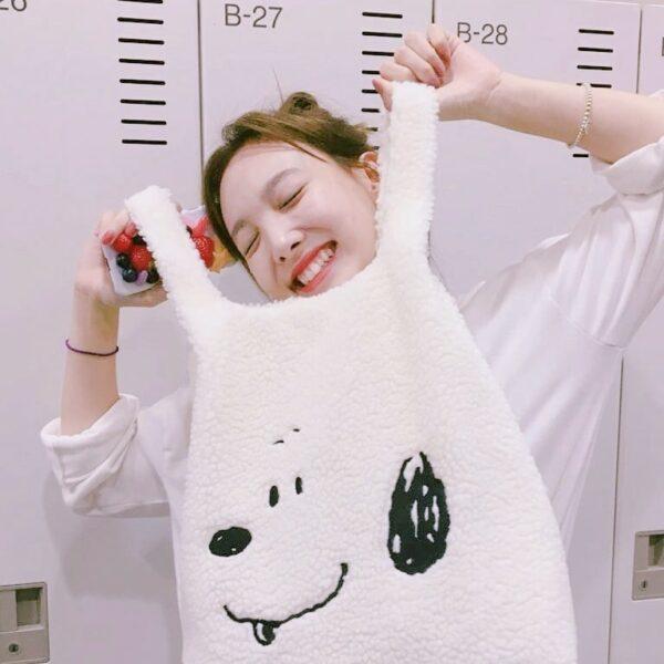 Snoopy Bag | Nayeon – Twice