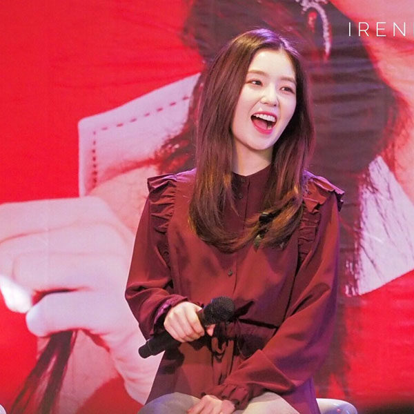 Red Dress with Ribbon | Irene – Red Velvet