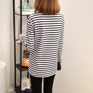 Shirt with Black Stripes | Jimin – BTS