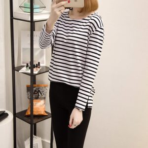 Striped Women Shirt (4)