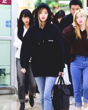 Flash Raln Sweater | Jeongyeon – Twice