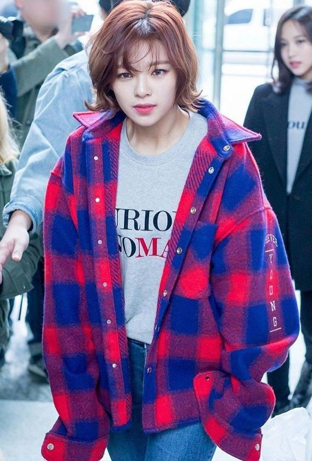 Jeongyeon Outfit – Comfy Look