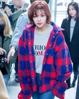 Curious Woman Sweater | Jeongyeon – Twice