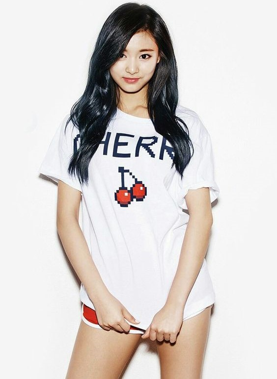 Cherry T-Shirt | Tzuyu – Twice