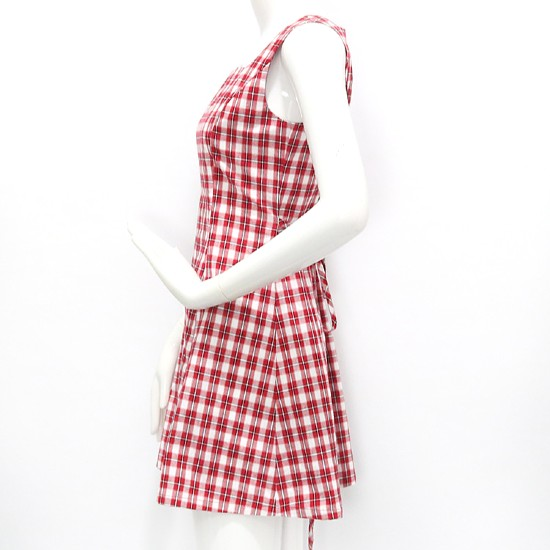 Red Checkered Dress | Jennie – BlackPink