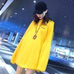Yellow Sweater   Lisa – BlackPink