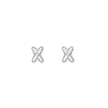Cross Earrings | Cha Soo-Hyun – Encounter