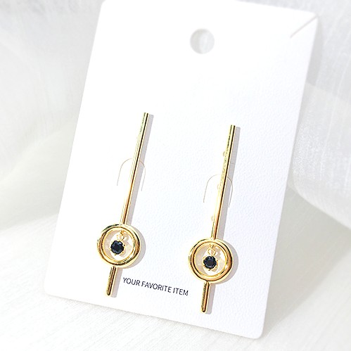 Pointer Earrings | Cha Soo-Hyun – Encounter