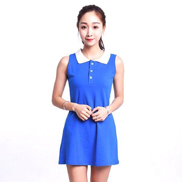 Blue Short Dress | Irene – Red Velvet
