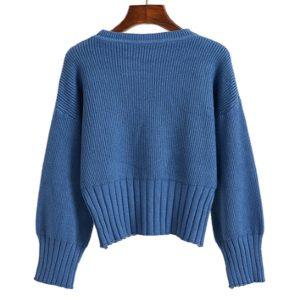 red-velvet-irene-short-blue-sweater