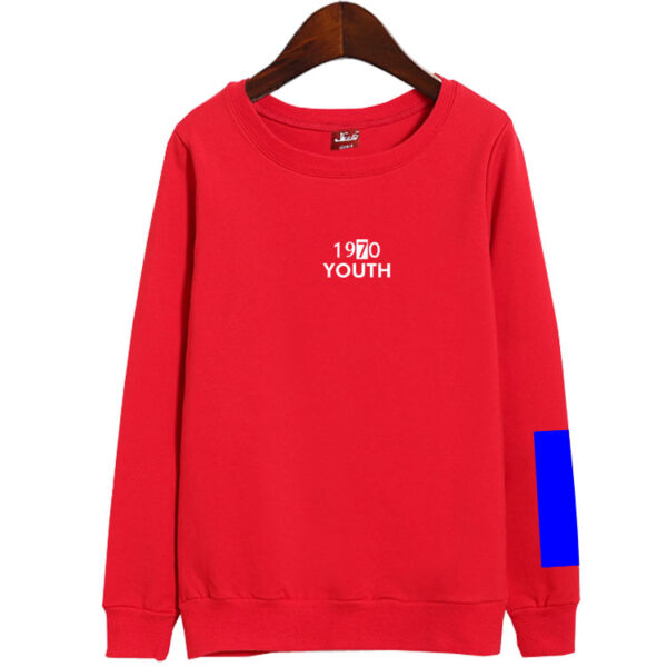 1970 Youth Sweater | Wendy – Red Velvet