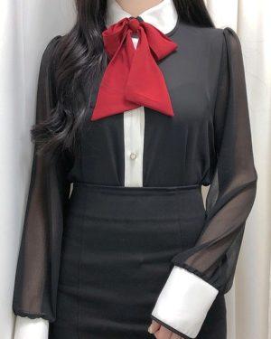 twice-chic-black-blouse7
