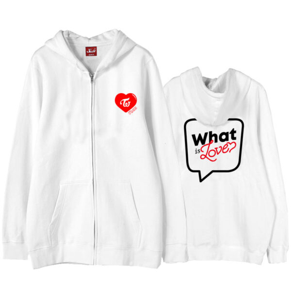 What Is Love Sweater | Twice