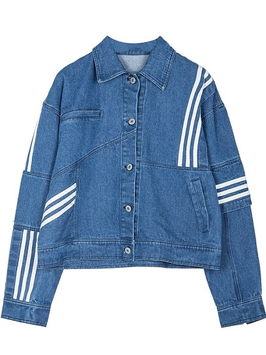 Blue Denim Jacket | Jennie – BlackPink