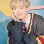 Black Yellow Sweater   Jimin – BTS