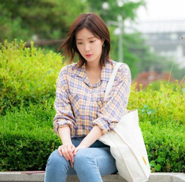 White Bag | Kang Mi Rae – My ID Is Gangnam Beauty
