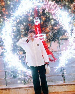 MMD Shirt | Taehyung – BTS
