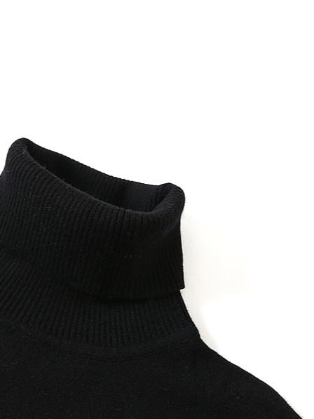 Black Turtleneck Sweater | Jimin – BTS
