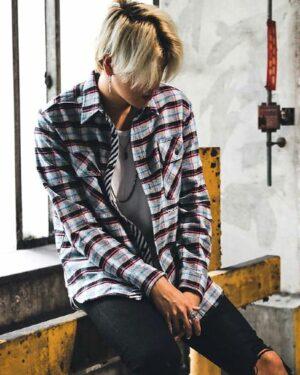 bts-jin-check-shirt-flannel