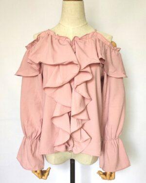 my-id-is-gangnam-beauty-hyun-soo-ah-rose-chic-blouse