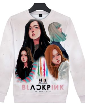 BlackPInk In Your Area Hoodie
