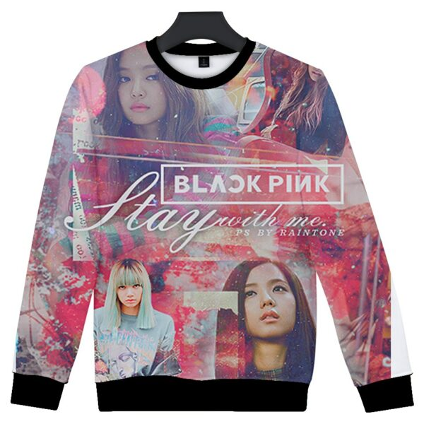 3D Sweater – Stay With Me