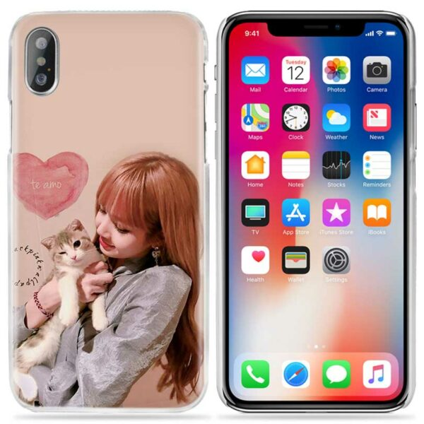 IPhone Case – Lisa With Kitty