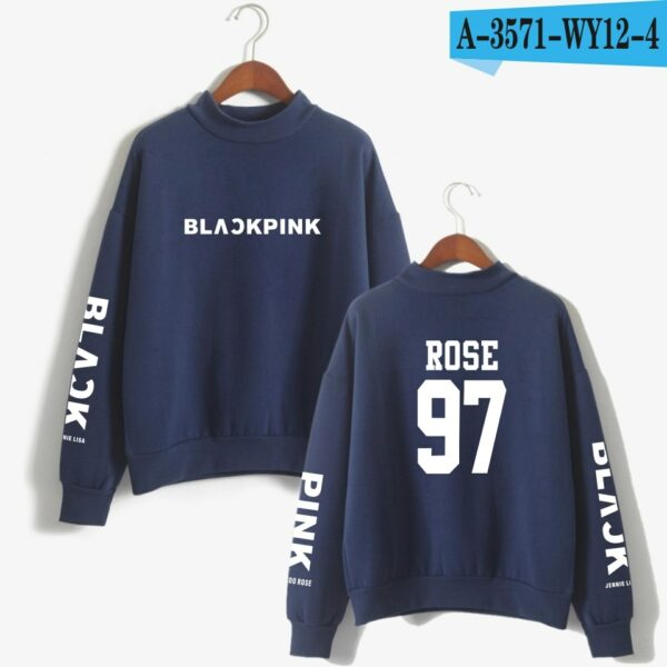Blue BlackPink Sweater