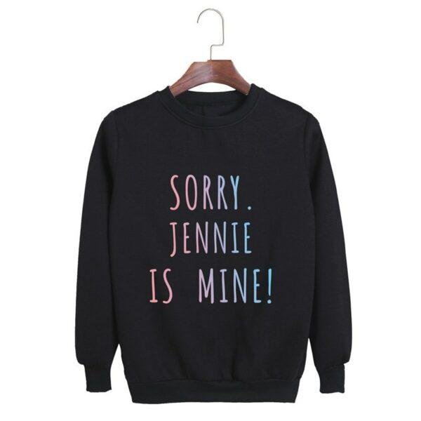 'Sorry Jennie Is Mine' Sweater