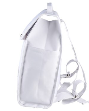 White Chic BlackPink Backpack