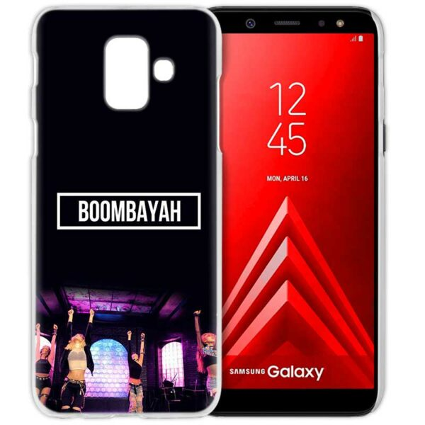 Samsung Case – Boombayah Cartoon Design