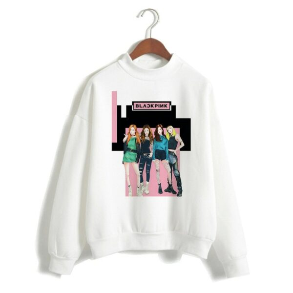 White Boombayah Era Sweater