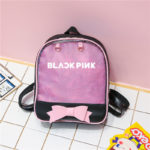 Shiny Cute BlackPink Backpack