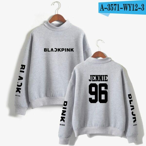 Grey BlackPink Sweater