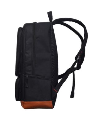 High Quality Oxford BlackPink Backpack