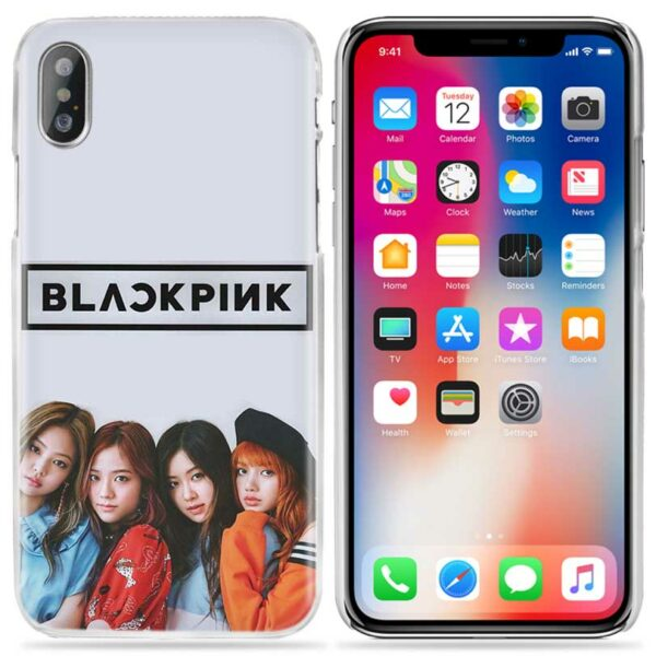 IPhone Case – BlackPink Together White