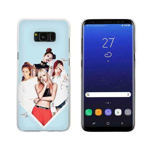 Samsung Case – BlackPink Turquoise Case