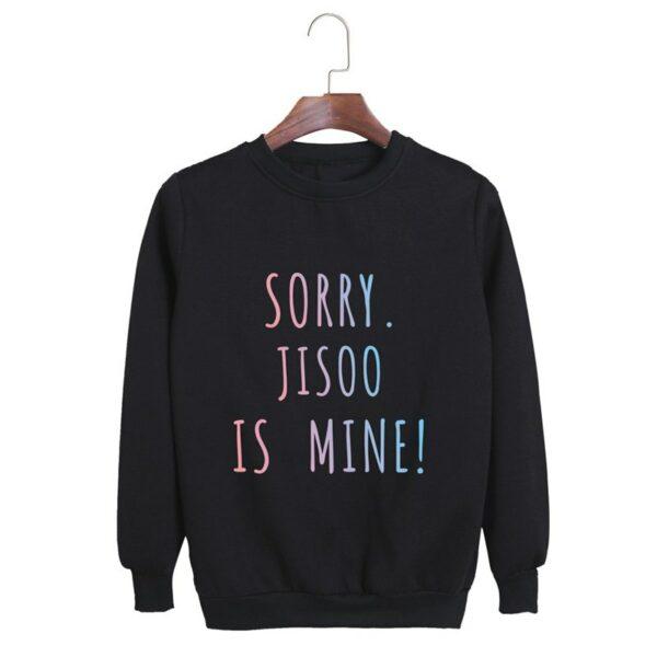 'Sorry Jisoo Is Mine' Sweater