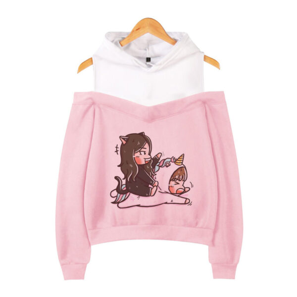 Jennie & Lisa Fighting Hoodie