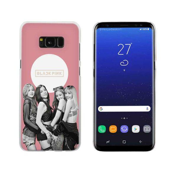 Samsung Case – BlackPink Pink Case