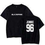 Black Basic BlackPink T-Shirt