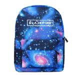 3D BlackPink Backpack – Space Blue