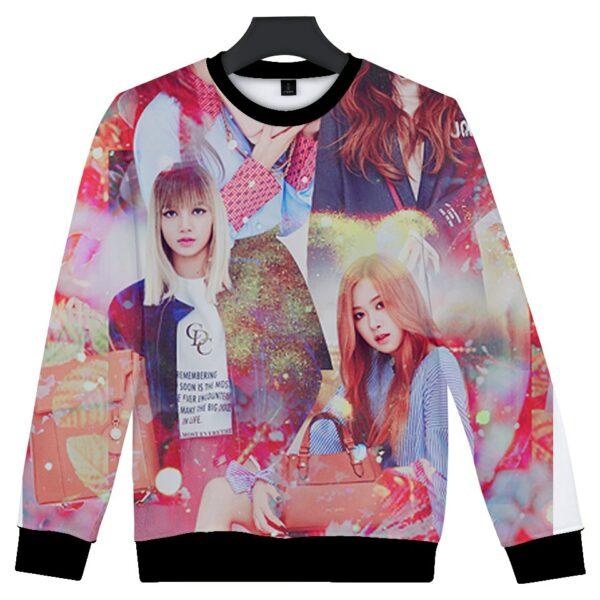 3D Sweater – Rose & Lisa