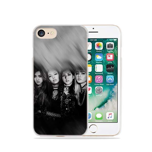 IPhone Case – BlackPink Grey Black Case