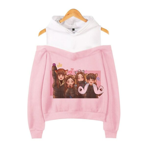 BlackPink In Winter Clothing