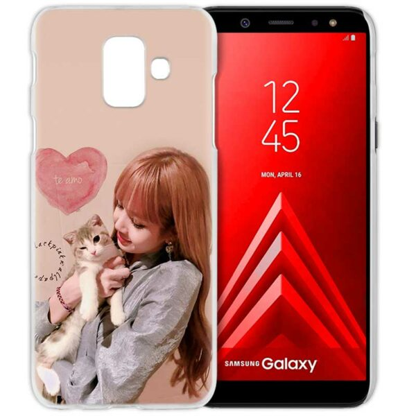 Samsung Case – Lisa With Kitty