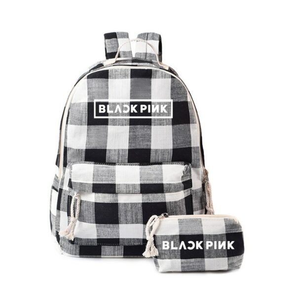 BlackPink Backpack Set
