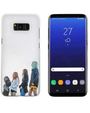 Samsung Case – BlackPink White