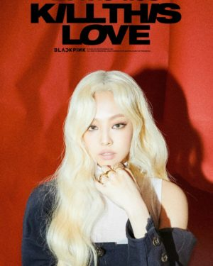 Jennie Poster Kill This Love Teaser 30×21-min